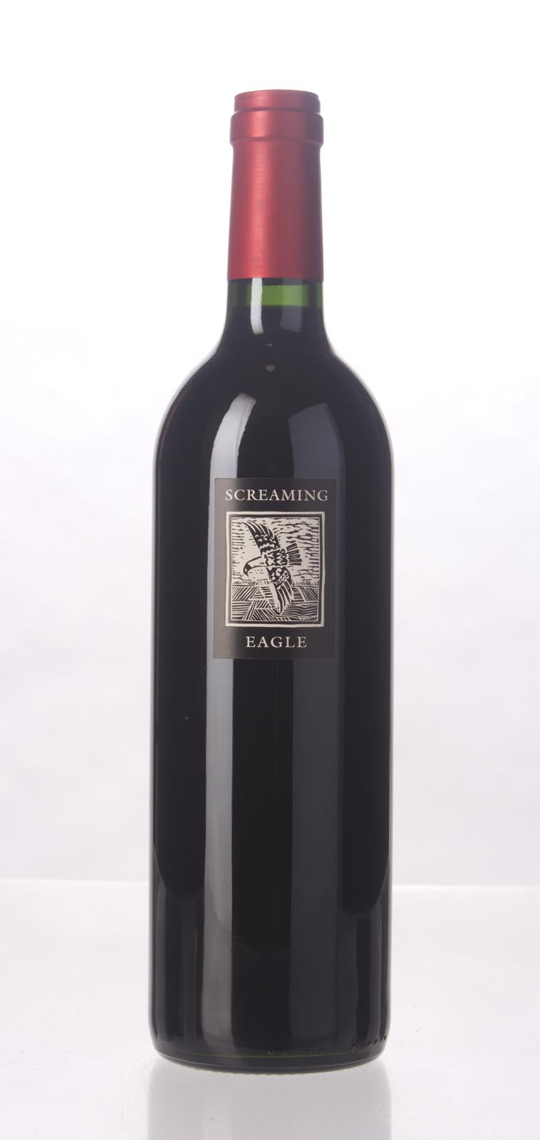 Screaming Eagle Cabernet Sauvignon Oakville 2001, 750mL (WA99) from The BPW - Merchants of rare and fine wines.