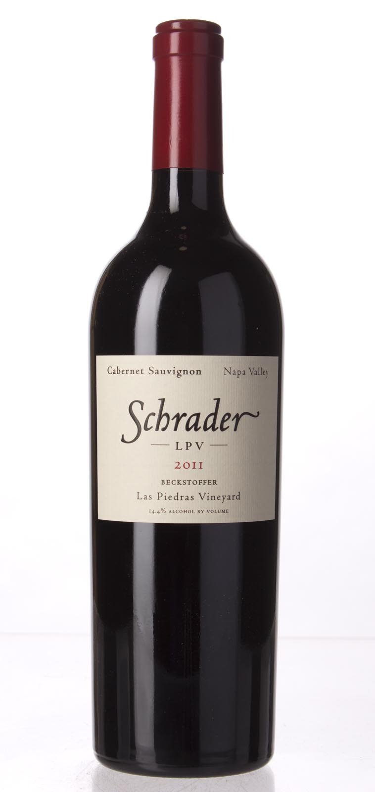 Schrader Cellars Cabernet Sauvignon Beckstoffer Las Piedras Vineyard 2011, 750mL (AG91, WA93) from The BPW - Merchants of rare and fine wines.