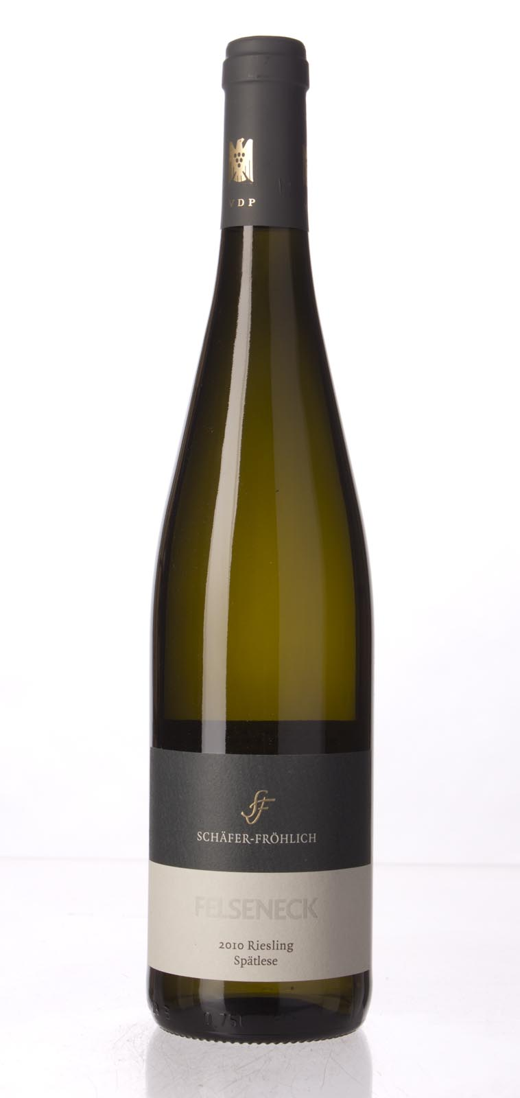 Weingut Schafer Frohlich Bockenauer Felseneck Riesling Spatlese 2010, 750mL (WA91, ST93) from The BPW - Merchants of rare and fine wines.