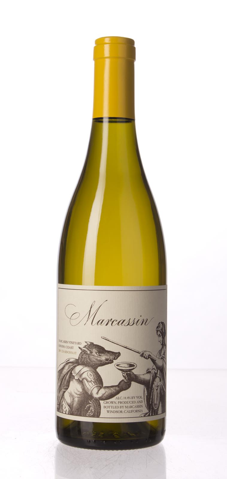Marcassin Chardonnay Marcassin Vineyard 2009, 750mL () from The BPW - Merchants of rare and fine wines.