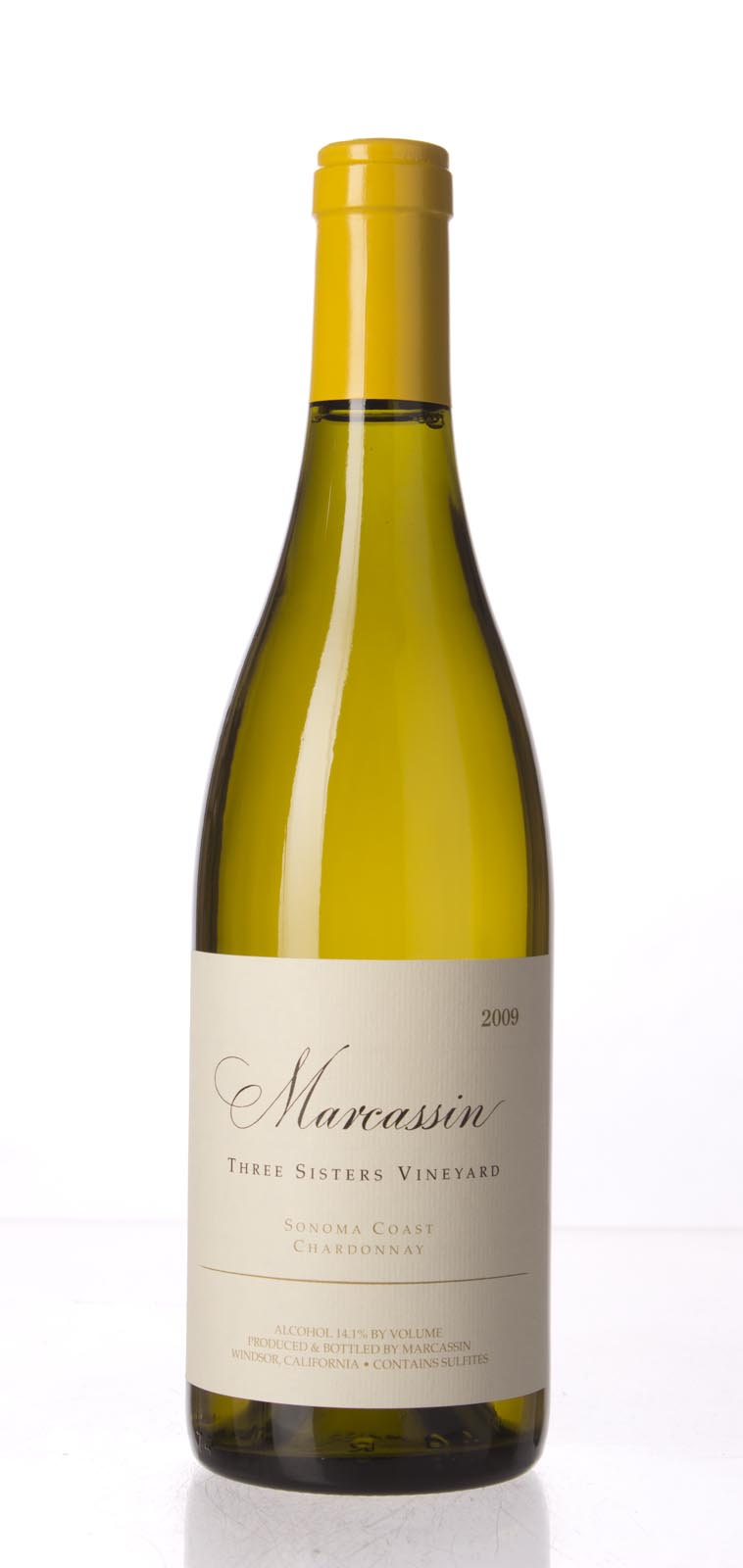 Marcassin Pinot Noir Three Sisters Vineyard 2009, 750mL () from The BPW - Merchants of rare and fine wines.
