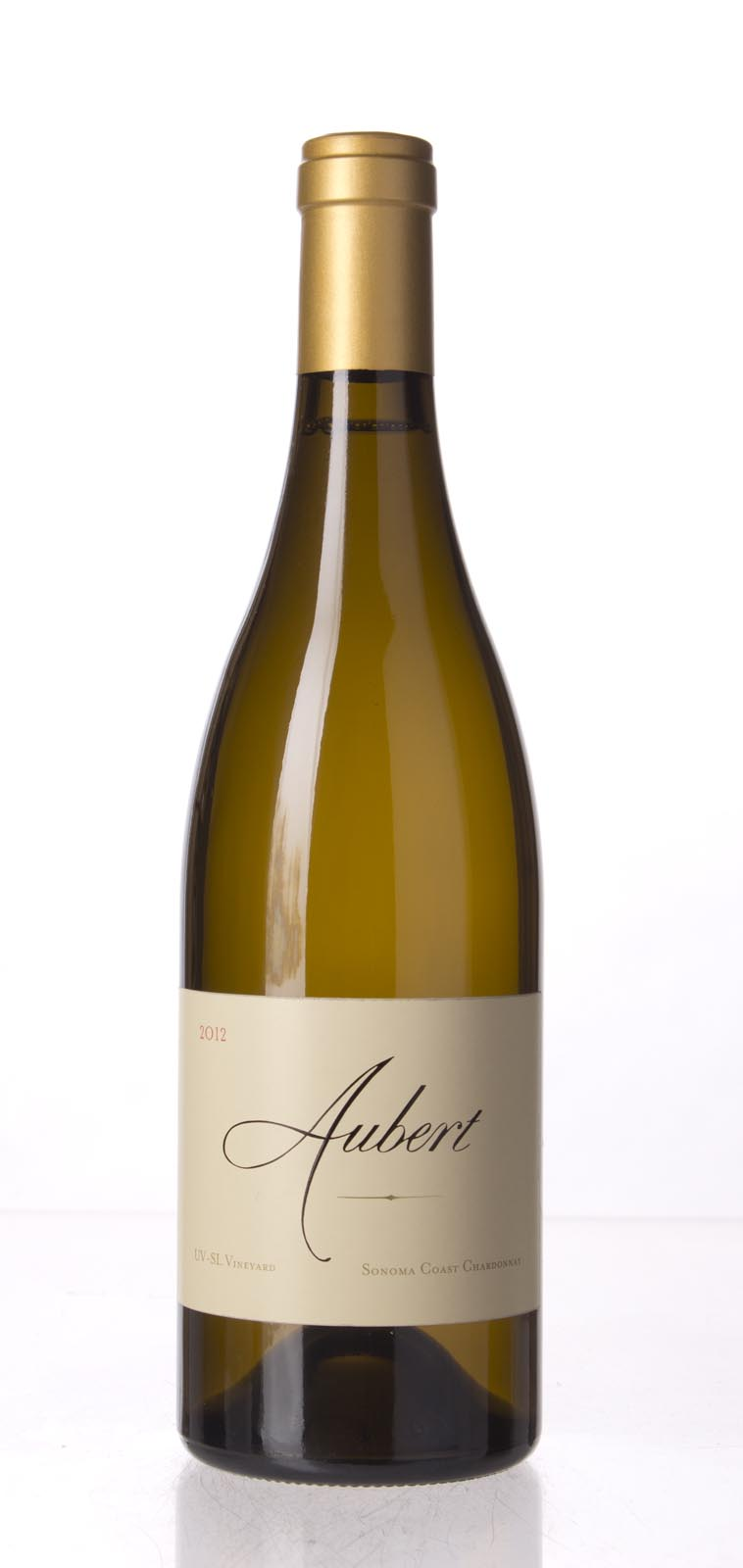 Aubert Chardonnay UVSL 2012, 750mL (WA95-97) from The BPW - Merchants of rare and fine wines.