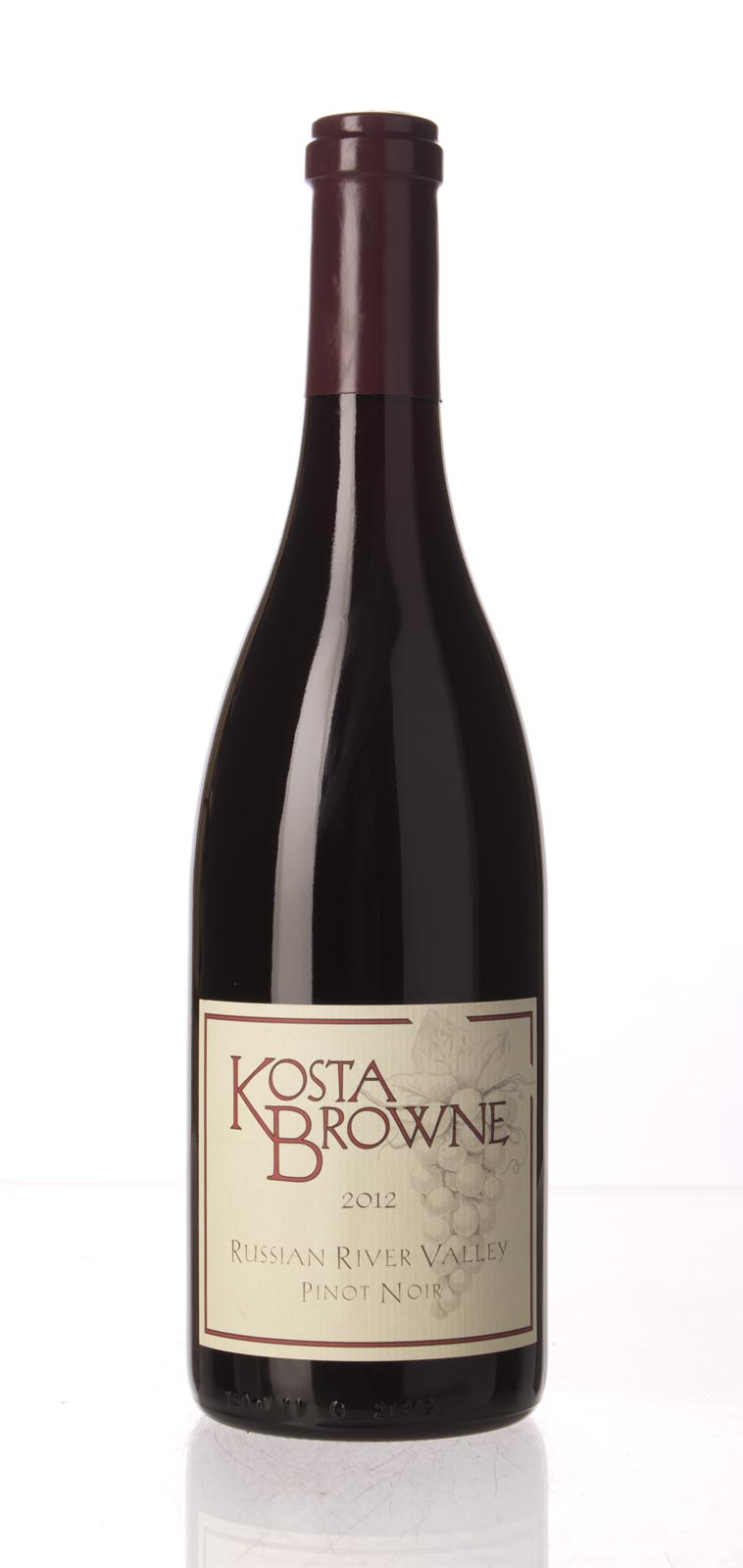 Kosta Browne Pinot Noir Russian River Valley 2012, 750mL () from The BPW - Merchants of rare and fine wines.