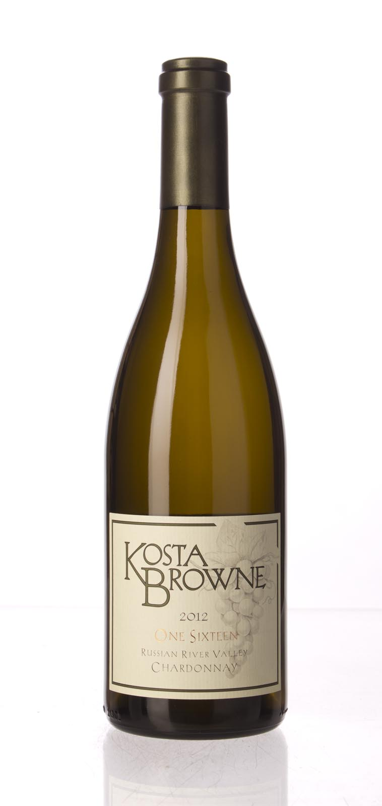 Kosta Browne Chardonnay One Sixteen 2012, 750mL () from The BPW - Merchants of rare and fine wines.