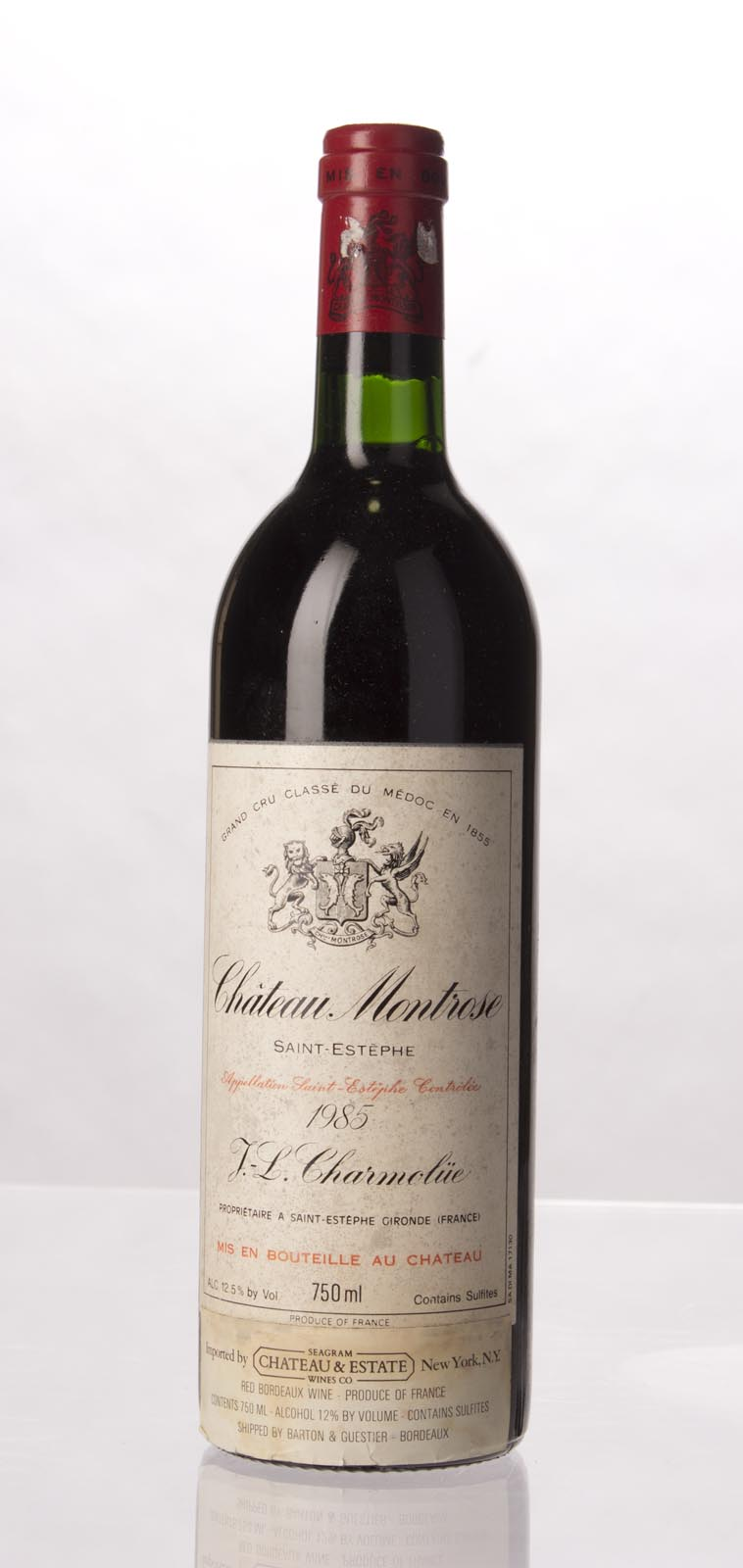 Montrose 1985, 750mL () from The BPW - Merchants of rare and fine wines.