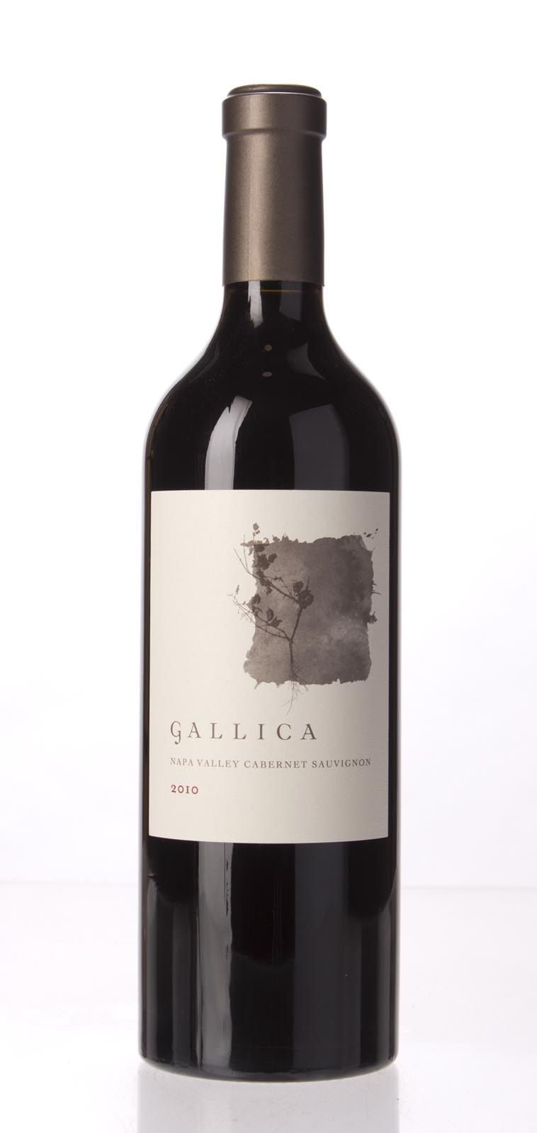 Gallica Cabernet Sauvignon Napa Valley 2010, 750mL (AG94, WA95, ST94+, WS94) from The BPW - Merchants of rare and fine wines.
