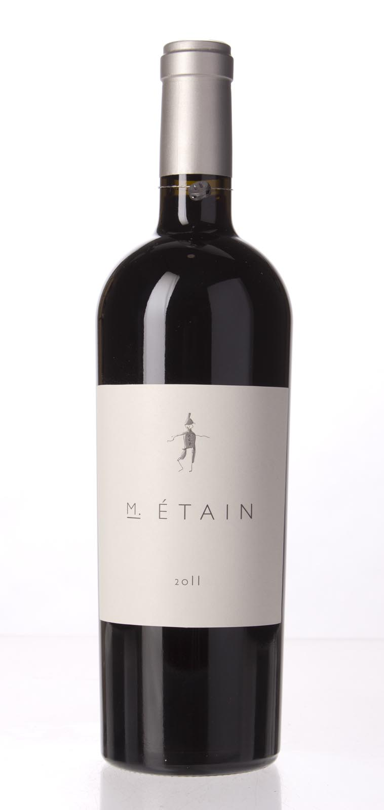Scarecrow Cabernet Sauvignon M. Etain 2011,  (AG94) from The BPW - Merchants of rare and fine wines.