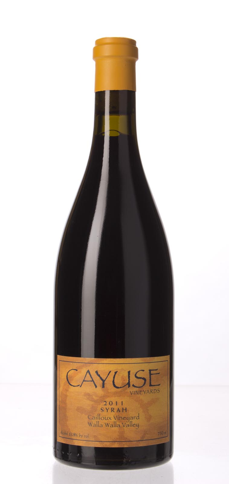 Cayuse Vineyards Syrah Cailloux Vineyard 2011, 750mL (WA95-98) from The BPW - Merchants of rare and fine wines.