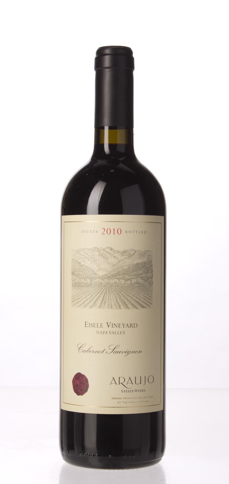 Araujo Estate Cabernet Sauvignon Eisele Vineyard 2010, 750mL (WA98) from The BPW - Merchants of rare and fine wines.