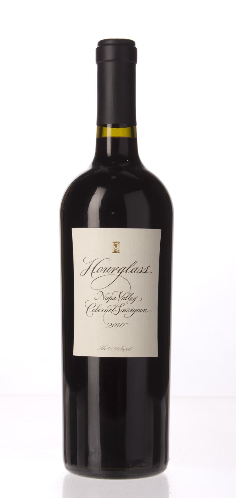 Hourglass Cabernet Sauvignon Napa Valley 2010, 750mL (AG88) from The BPW - Merchants of rare and fine wines.