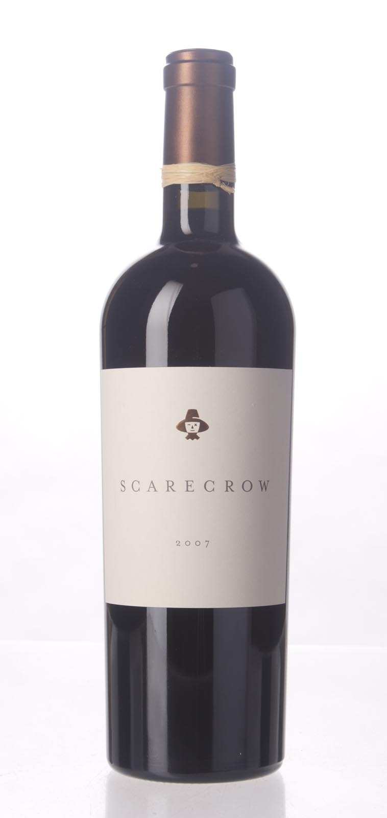 Scarecrow Cabernet Sauvignon Rutherford 2007, 750mL (JS100, WA100) from The BPW - Merchants of rare and fine wines.