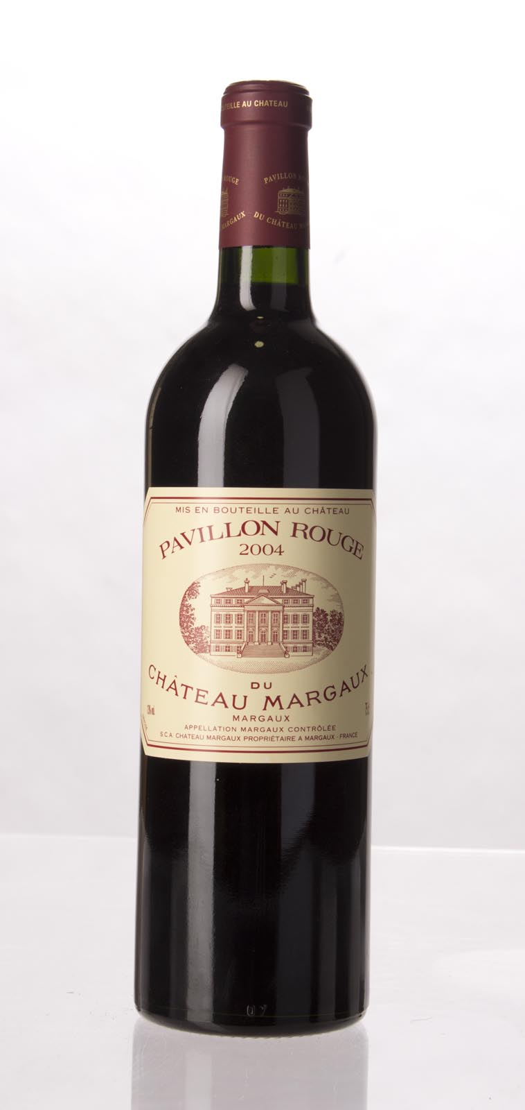 Pavillon Rouge du Chateau Margaux 2004, 750mL (WA89) from The BPW - Merchants of rare and fine wines.