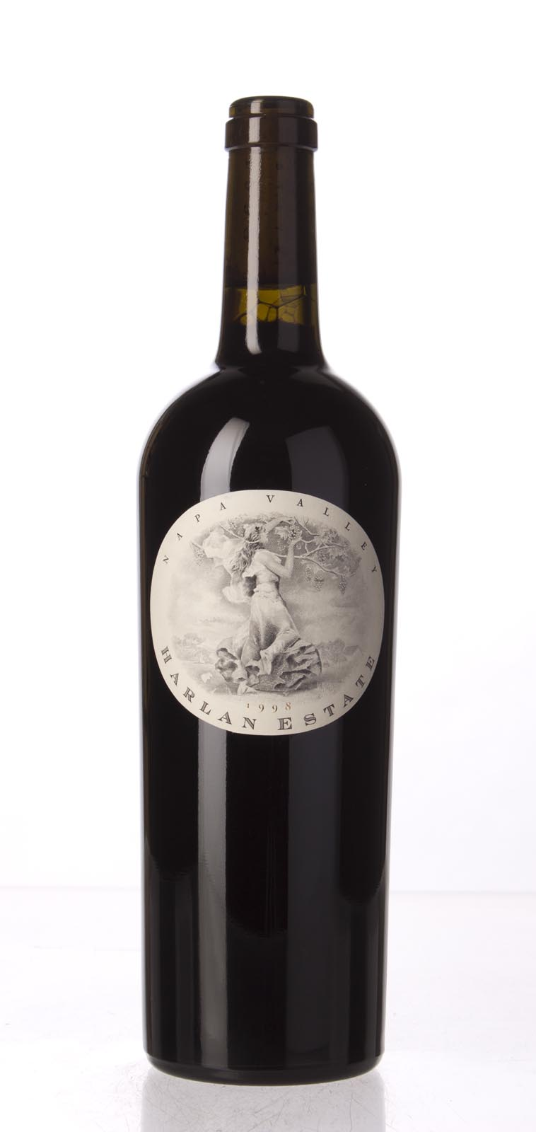 Harlan Estate Proprietary Red 1998, 750mL (WA95) from The BPW - Merchants of rare and fine wines.