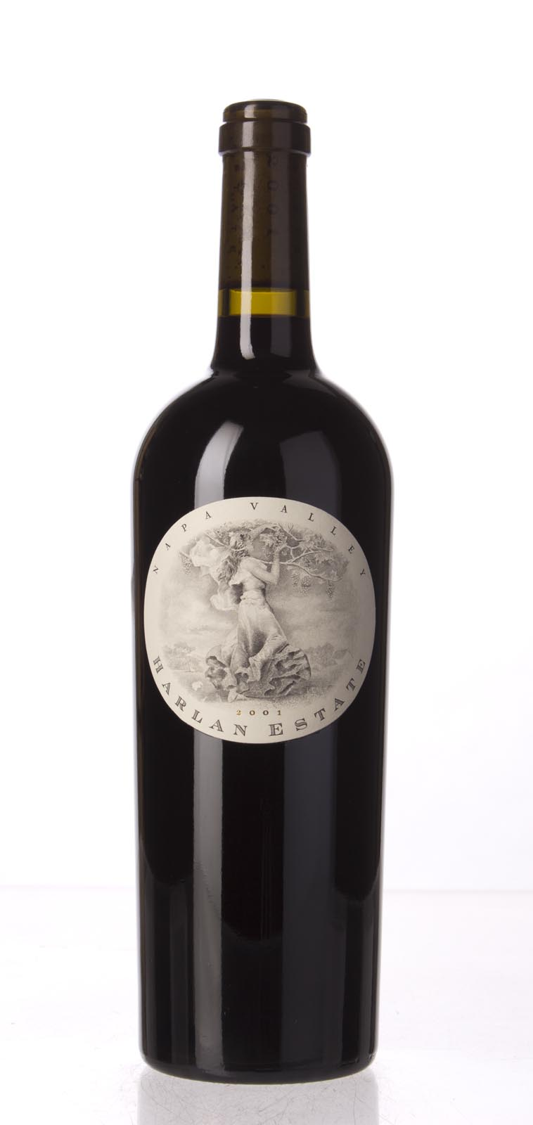 Harlan Estate Proprietary Red 2001, 750mL (WA100) from The BPW - Merchants of rare and fine wines.