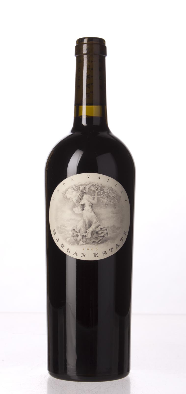 Harlan Estate Proprietary Red 2005, 750mL (JS96, WA97, ST96) from The BPW - Merchants of rare and fine wines.
