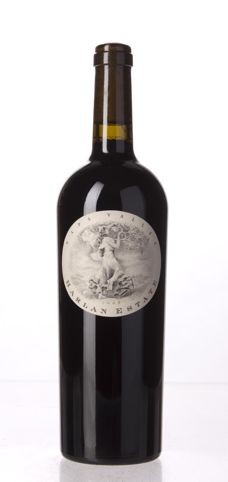 Harlan Estate Proprietary Red 2008, 750mL (JS98, WA96, WS96) from The BPW - Merchants of rare and fine wines.