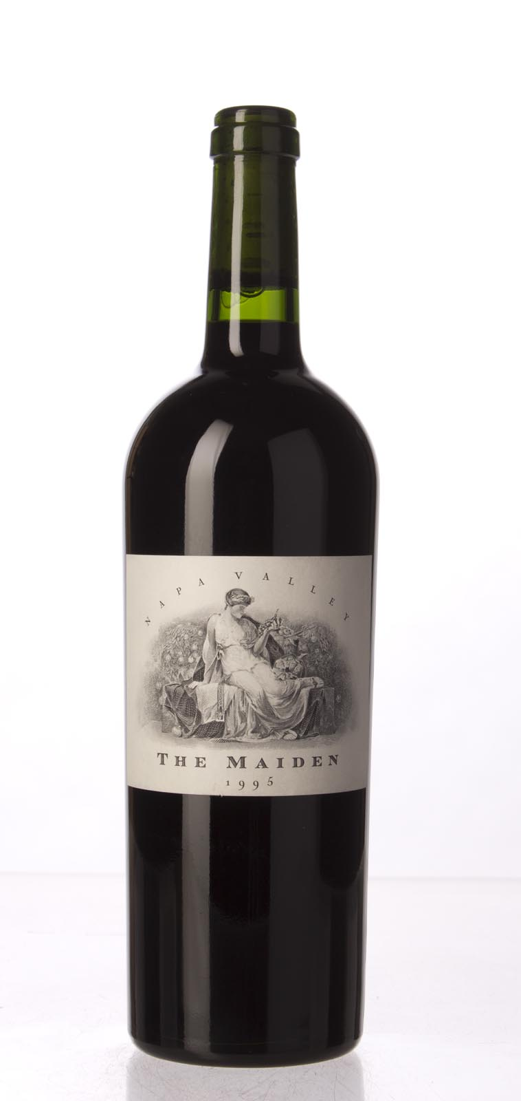 Harlan Estate The Maiden 1995, 750mL (WA90) from The BPW - Merchants of rare and fine wines.