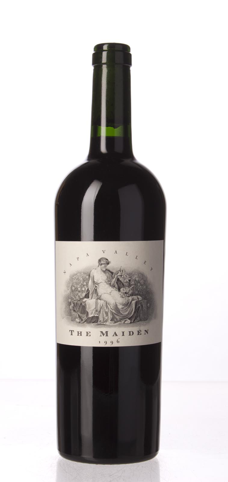 Harlan Estate The Maiden 1996, 750mL (WA91) from The BPW - Merchants of rare and fine wines.