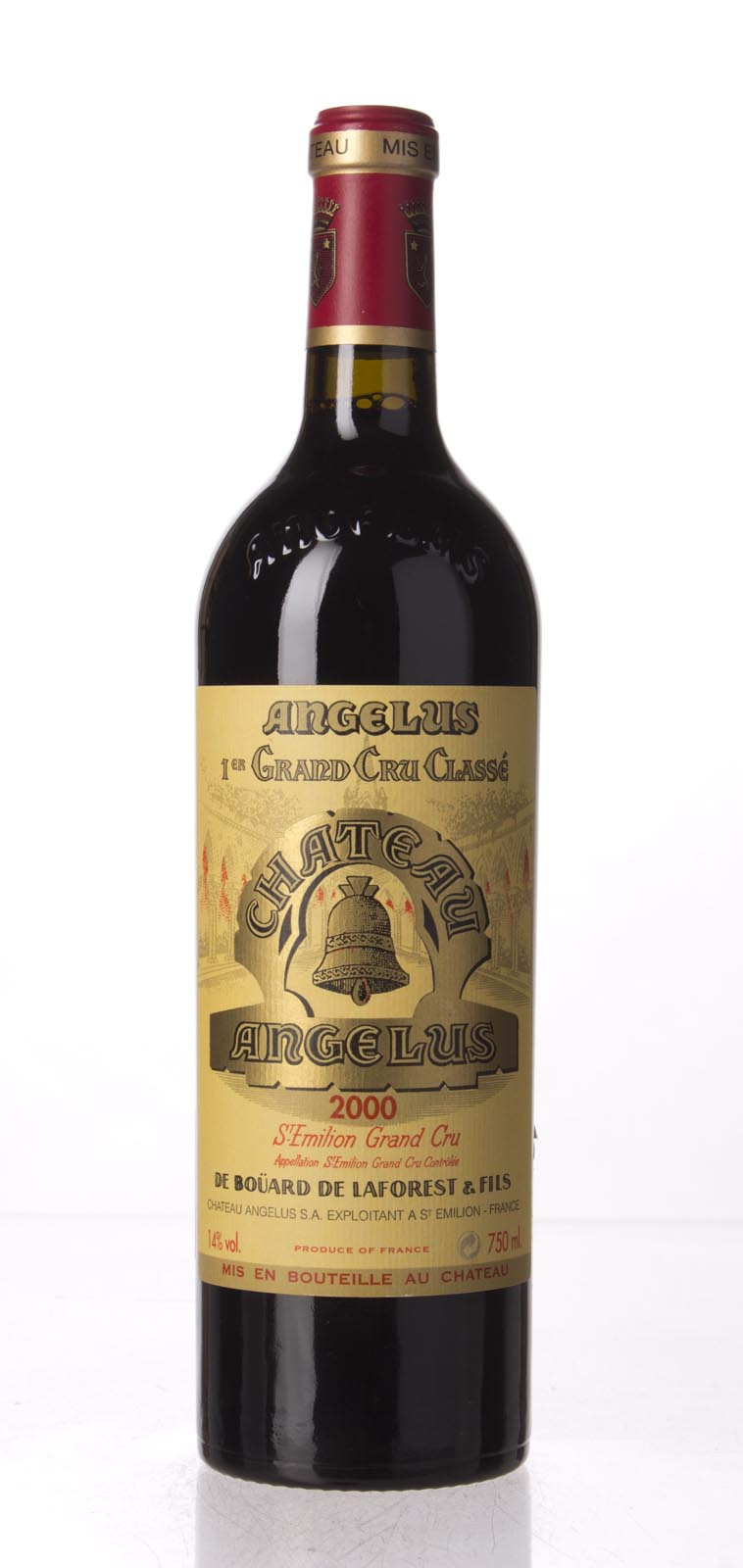 Angelus 2000, 750mL (WA97, WS97) from The BPW - Merchants of rare and fine wines.