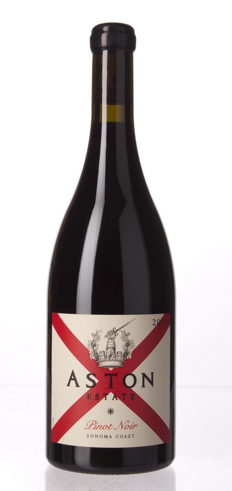 Aston Pinot Noir Aston Estate 2011, 750mL (WA94, WS93) from The BPW - Merchants of rare and fine wines.
