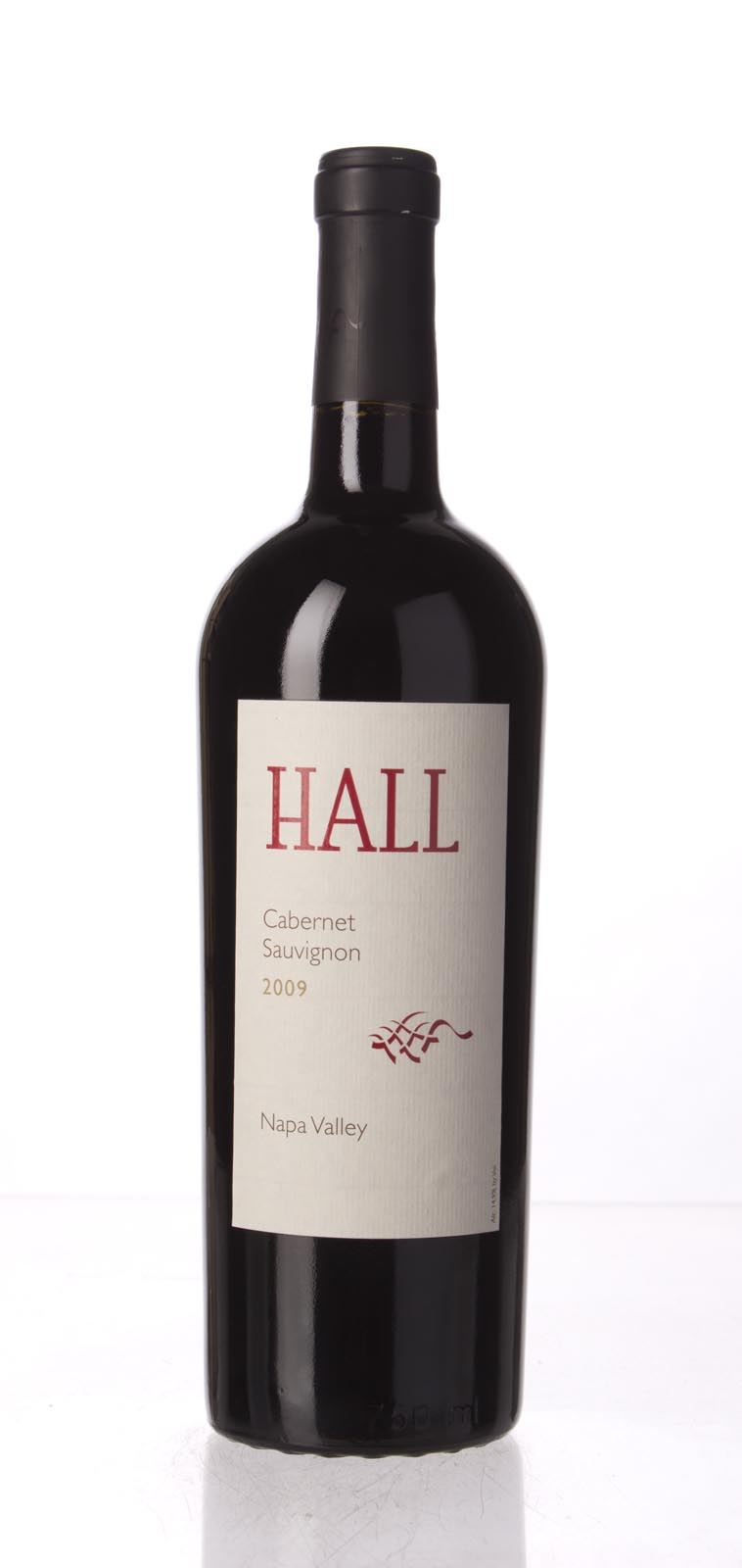 Hall Winery Cabernet Sauvignon Napa Valley 2009, 750mL (WA88, ST88) from The BPW - Merchants of rare and fine wines.