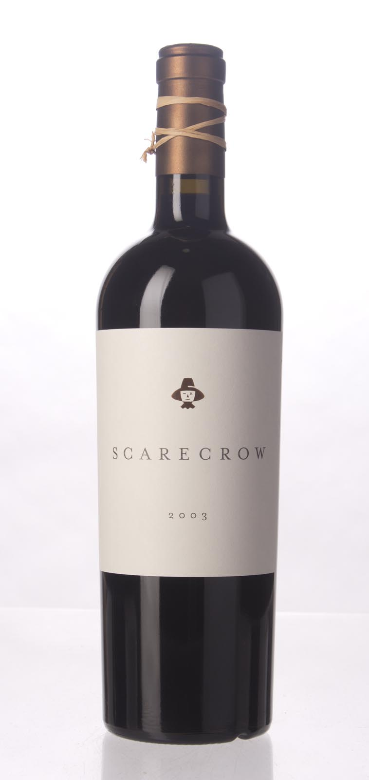 Scarecrow Cabernet Sauvignon Rutherford 2003, 750mL (WA98) from The BPW - Merchants of rare and fine wines.