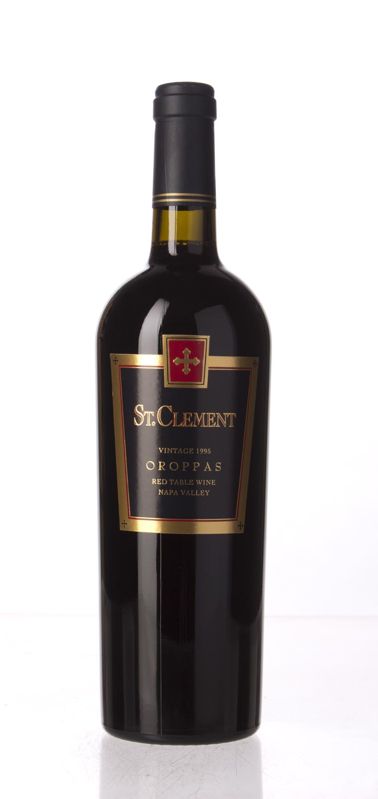 St. Clement Proprietary Red Oroppas 1995,  (WS93) from The BPW - Merchants of rare and fine wines.