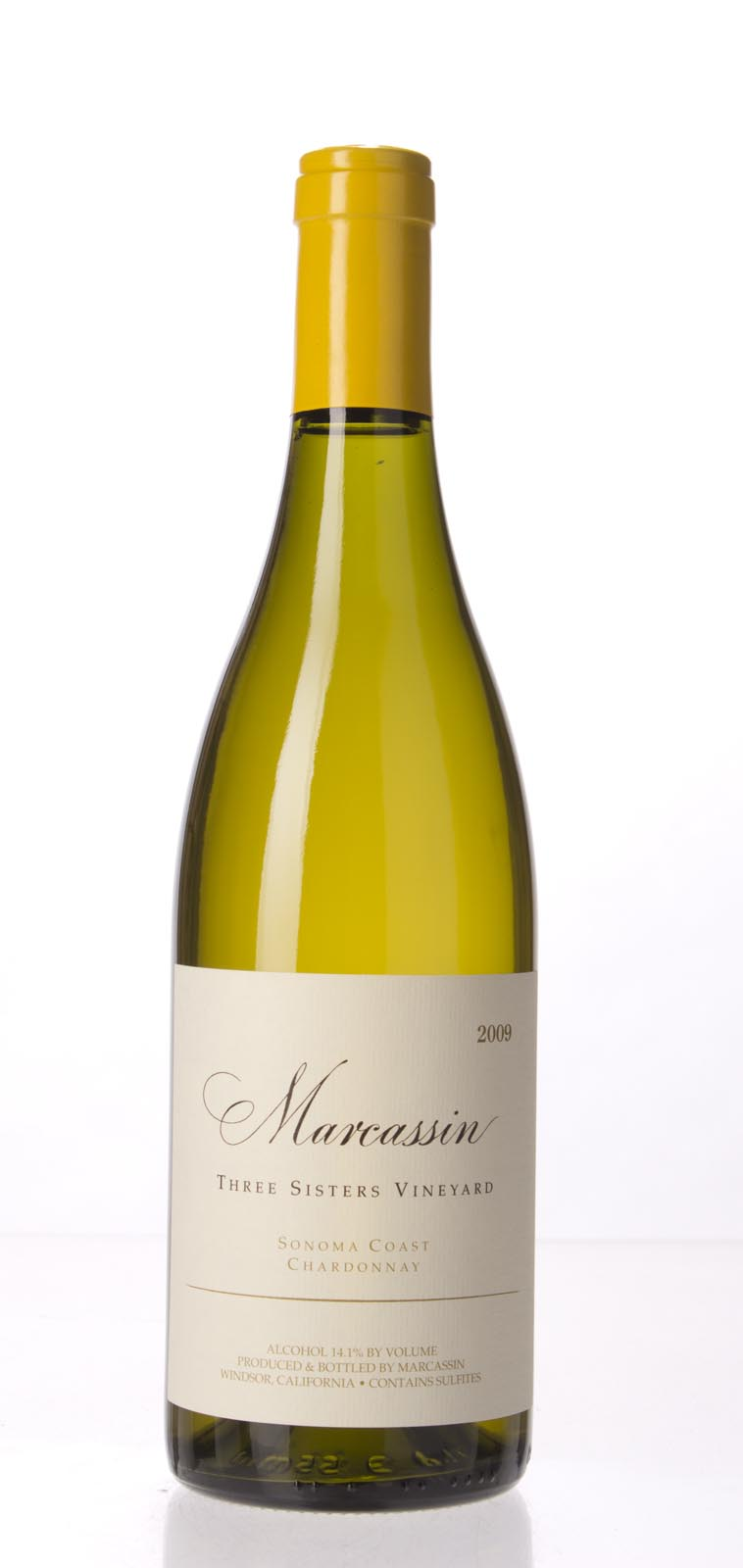 Marcassin Chardonnay Three Sisters Vineyard 2009, 750mL (WA94) from The BPW - Merchants of rare and fine wines.