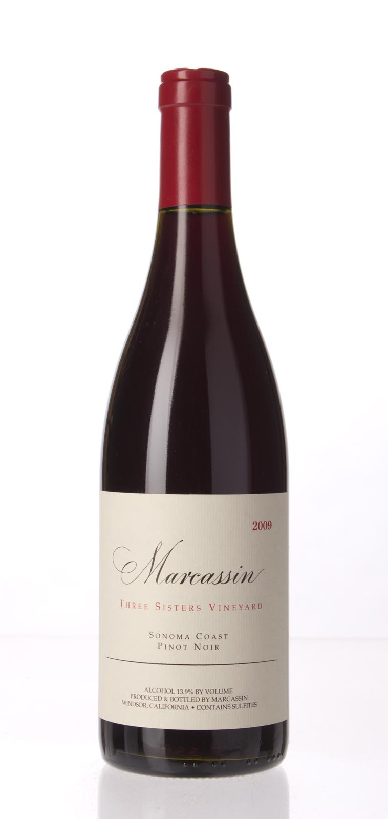 Marcassin Pinot Noir Blue Slide Ridge 2009, 750ml (WA98) from The BPW - Merchants of rare and fine wines.