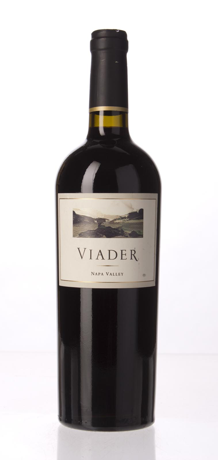 Viader Vineyards Proprietary Red Napa Valley 2008, 750mL (ST92) from The BPW - Merchants of rare and fine wines.