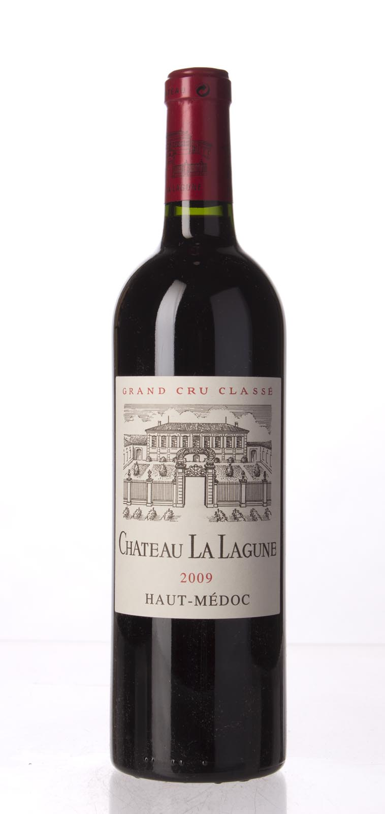 La Lagune 2009, 750mL (WA95, WS93-96) from The BPW - Merchants of rare and fine wines.