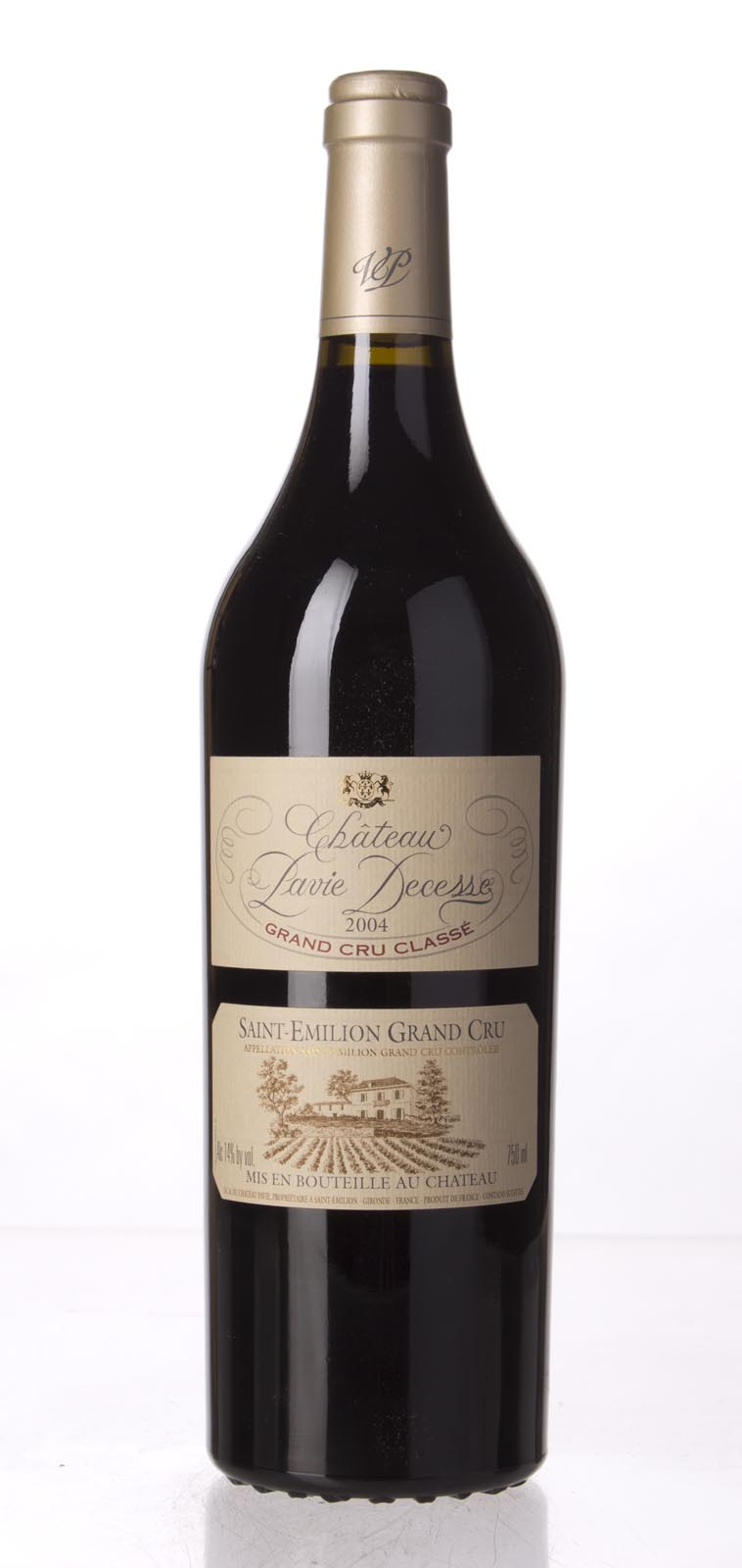 Pavie Decesse 2004, 750mL (WA94) from The BPW - Merchants of rare and fine wines.