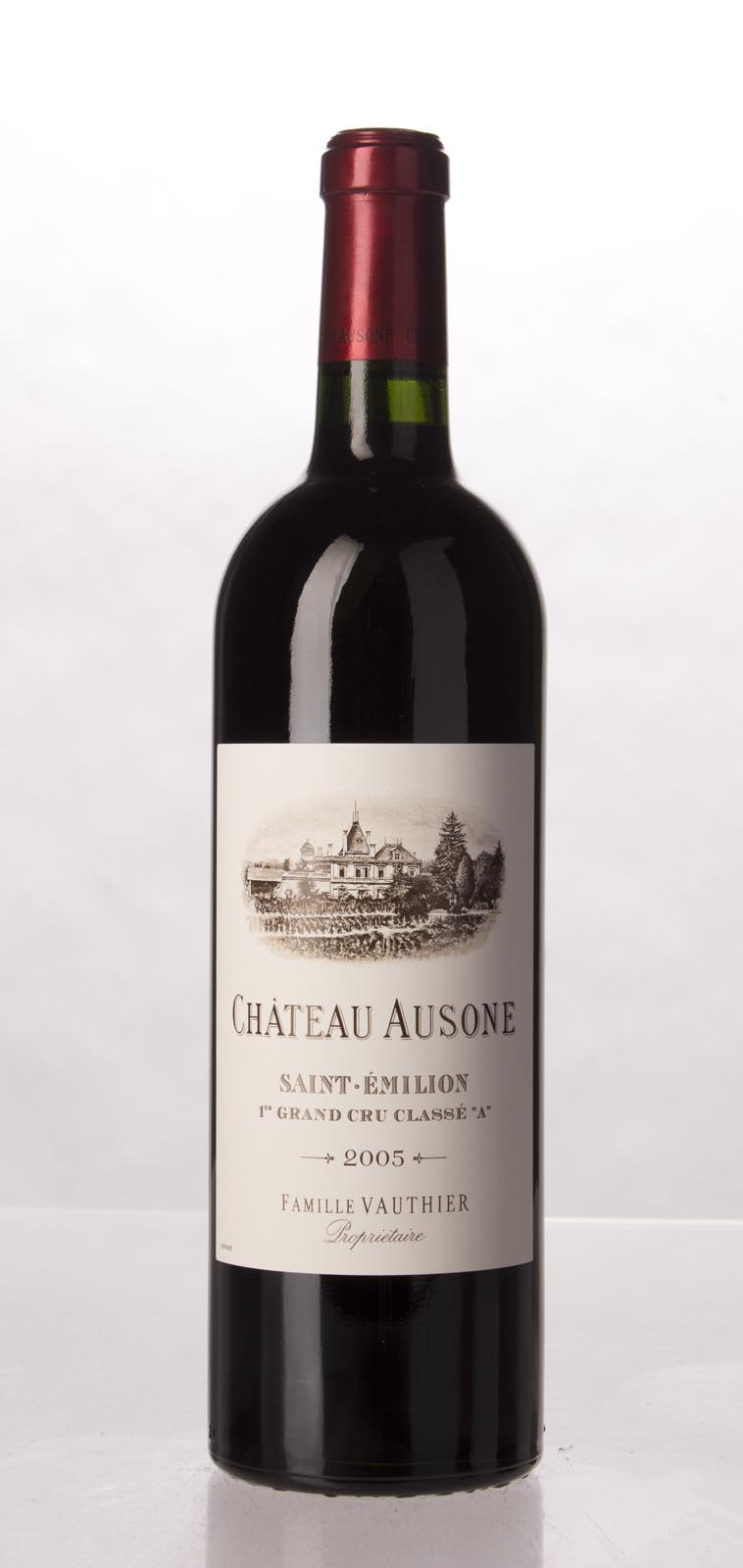 Ausone 2005, 750ml (WA100, ST98+, WS100) from The BPW - Merchants of rare and fine wines.