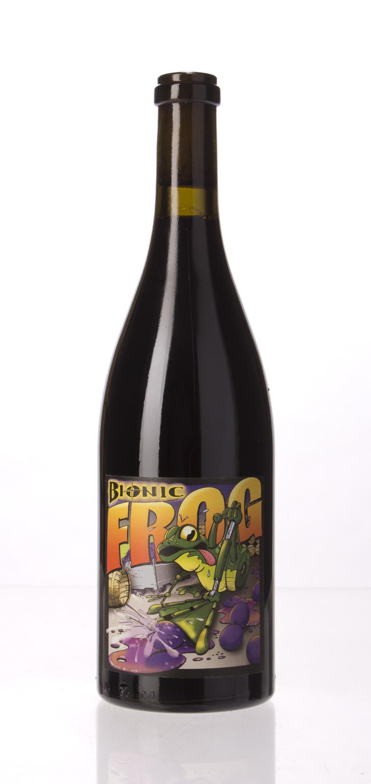 Cayuse Vineyards Syrah Bionic Frog 2008, 750mL (WA96, ST96) from The BPW - Merchants of rare and fine wines.