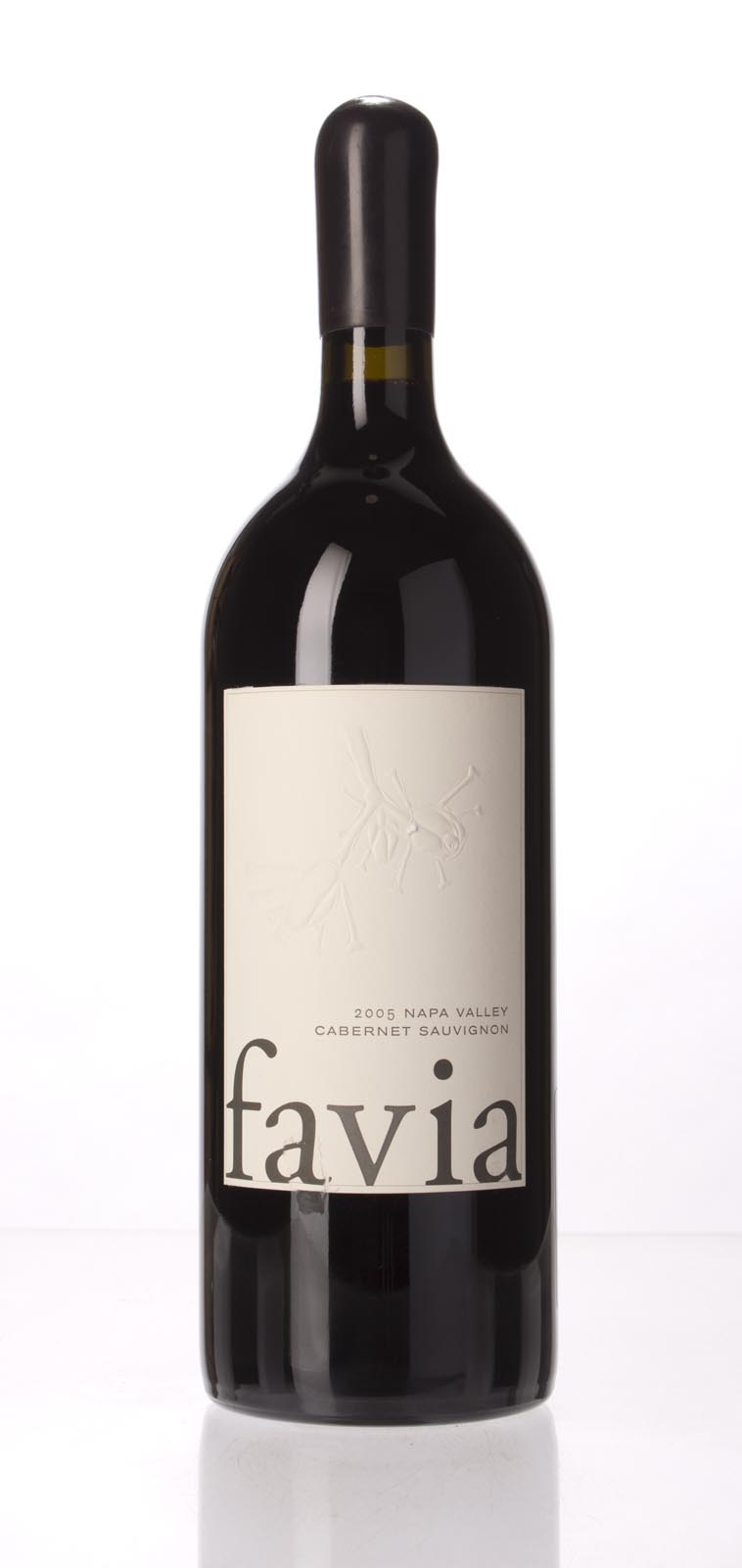 Favia Cabernet Sauvignon Napa Valley 2005, 1.5L () from The BPW - Merchants of rare and fine wines.
