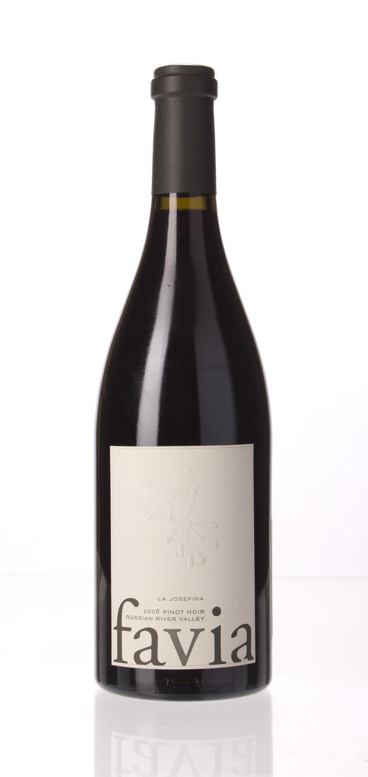 Favia Pinot Noir La Josefina 2006, 750mL () from The BPW - Merchants of rare and fine wines.