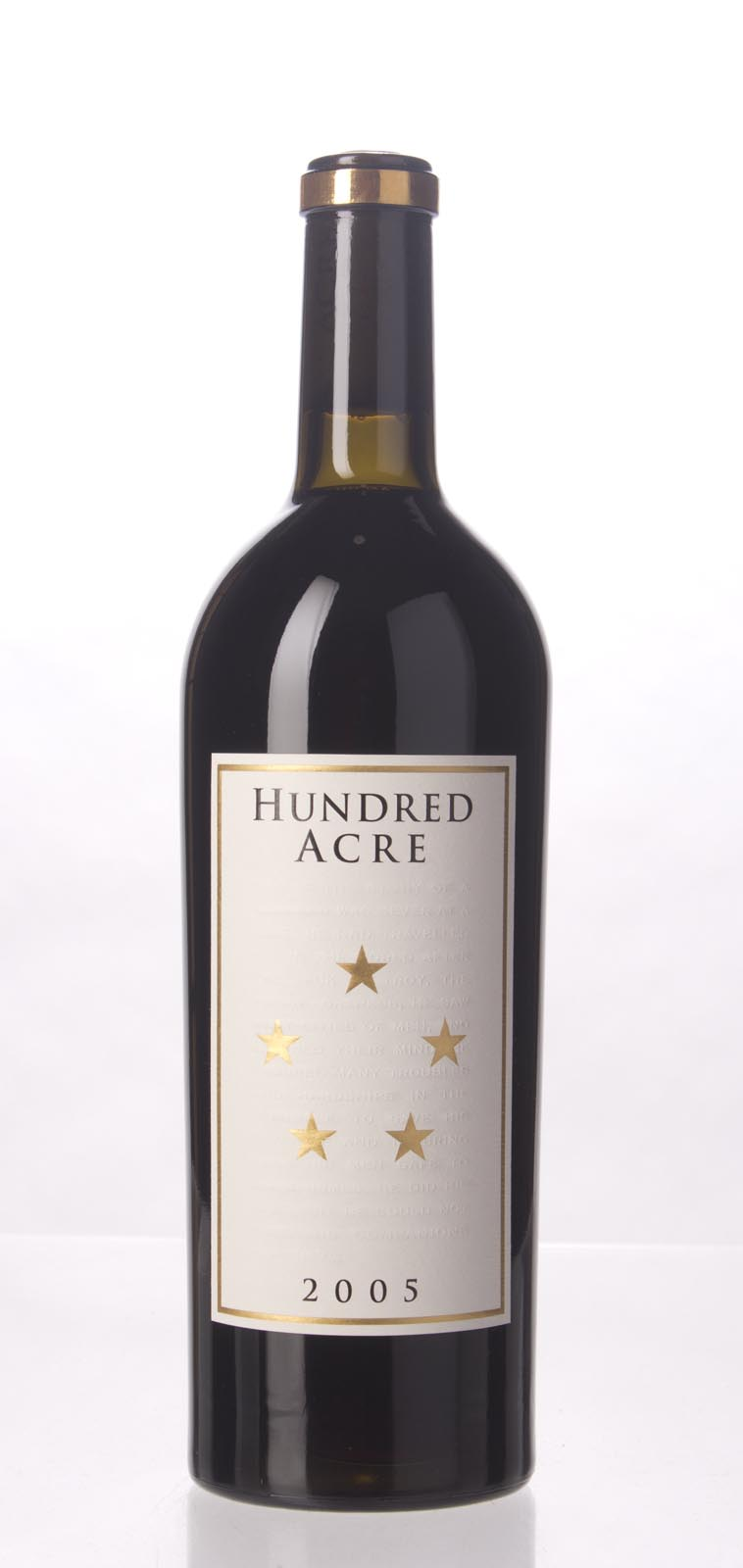 Hundred Acre Vineyard Cabernet Sauvignon Kayli Morgan Vineyard 2005, 750mL (WA96, ST95) from The BPW - Merchants of rare and fine wines.