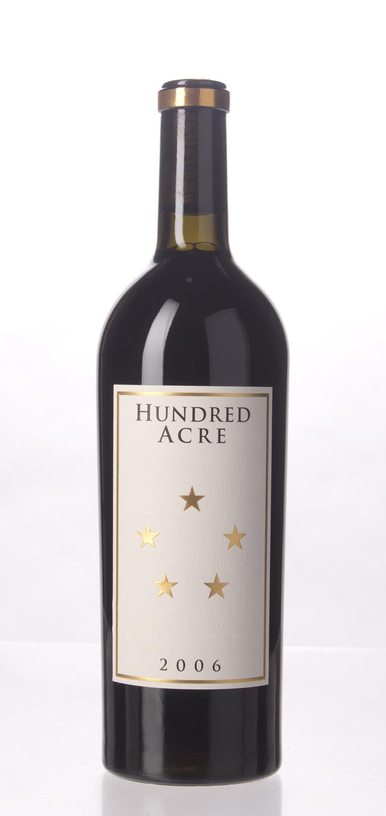 Hundred Acre Vineyard Cabernet Sauvignon Kayli Morgan Vineyard 2006, 750mL (WA99) from The BPW - Merchants of rare and fine wines.