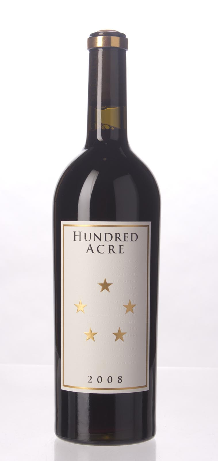 Hundred Acre Vineyard Cabernet Sauvignon Kayli Morgan Vineyard 2008,  (WA96+, ST96+, WS94) from The BPW - Merchants of rare and fine wines.
