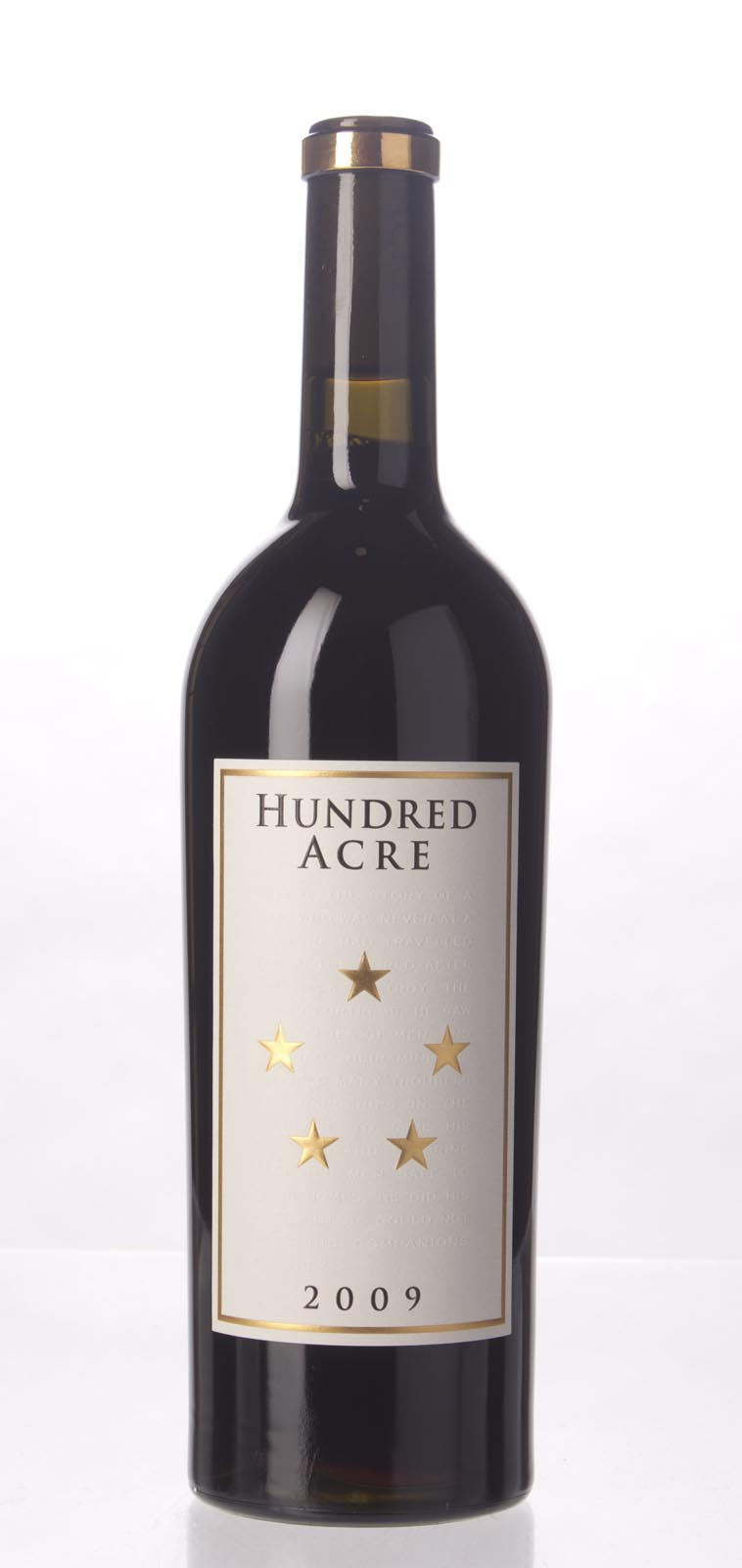 Hundred Acre Vineyard Cabernet Sauvignon Kayli Morgan Vineyard 2009,  (WA95+, ST95+) from The BPW - Merchants of rare and fine wines.