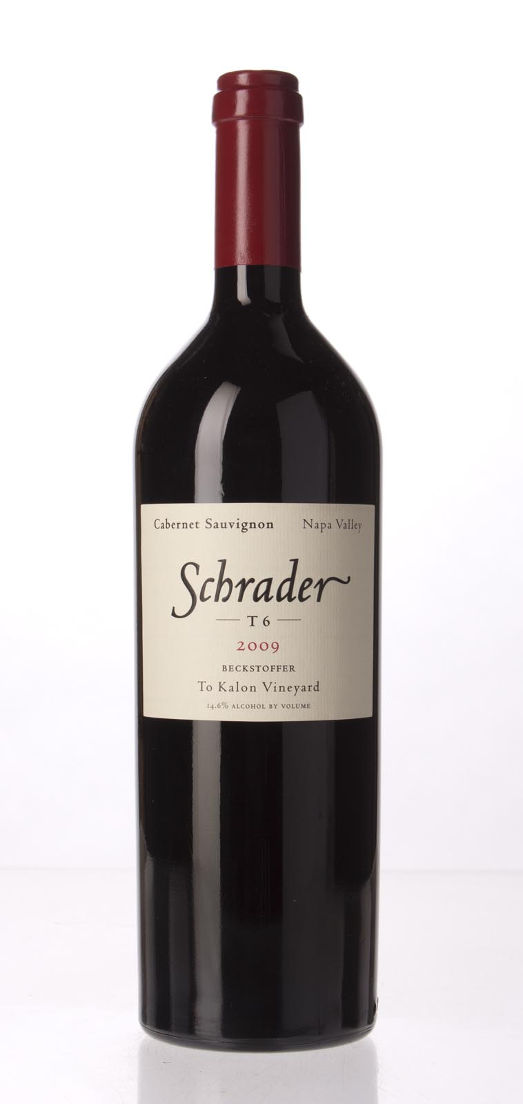 Schrader Cellars Cabernet Sauvignon Beckstoffer To Kalon Vineyard T6 2009, 750mL (WA97, WS97) from The BPW - Merchants of rare and fine wines.