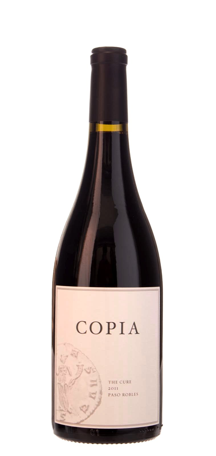 Copia Vineyards Syrah The Cure 2011,  () from The BPW - Merchants of rare and fine wines.