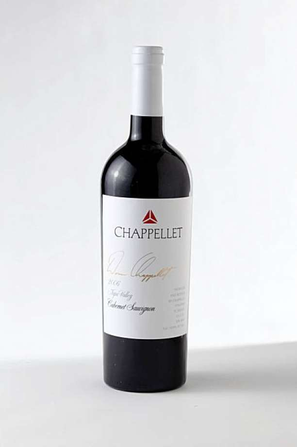 Chappellet Cabernet Sauvignon Signature 2014,  (WA94+, JS94) from The BPW - Merchants of rare and fine wines.