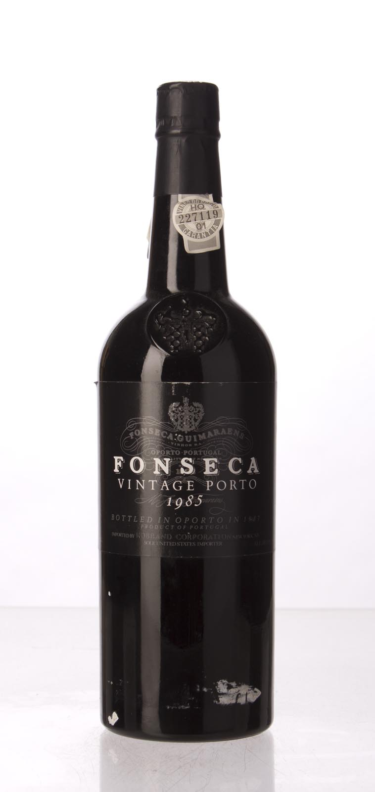 Fonseca Vintage Port 1985, 750mL (WA93, WS95) from The BPW - Merchants of rare and fine wines.