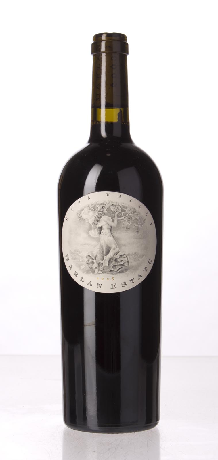 Harlan Estate Proprietary Red 2003, 750mL (WA98+) from The BPW - Merchants of rare and fine wines.