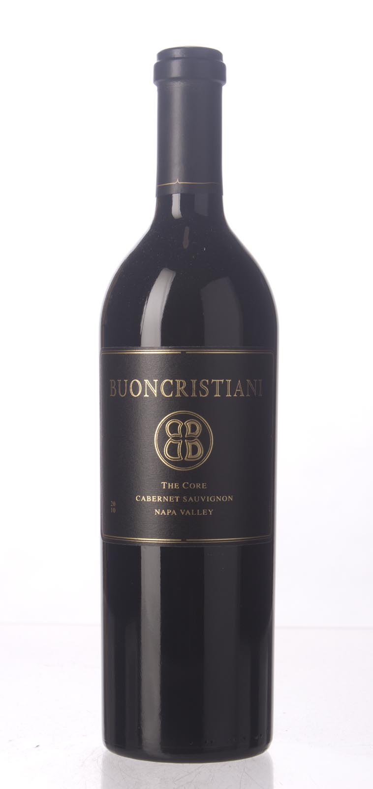 Buoncristiani Cabernet Sauvignon The Core 2010, 750mL (WA96) from The BPW - Merchants of rare and fine wines.