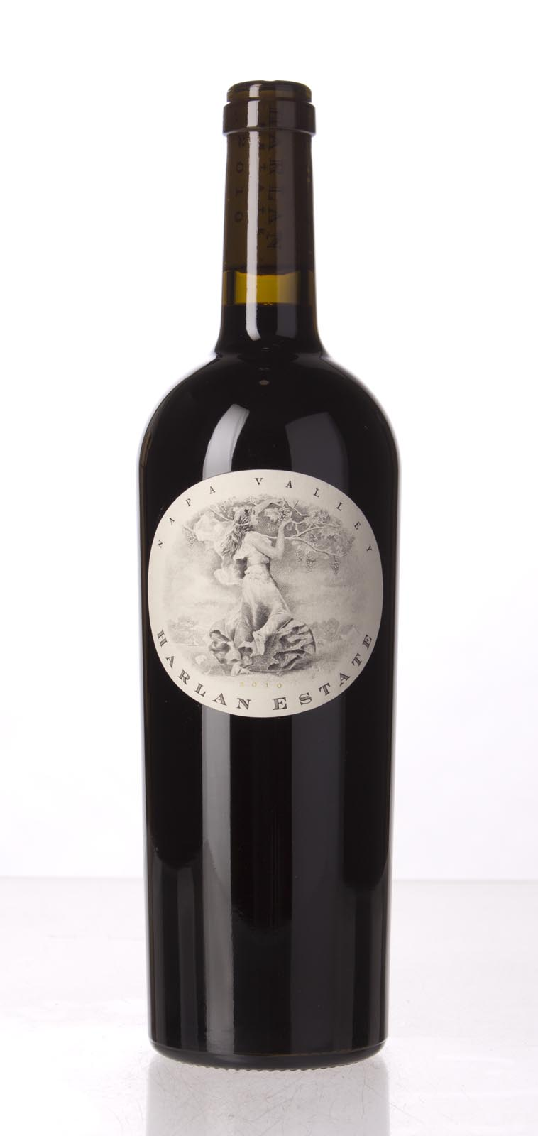 Harlan Estate Proprietary Red 2010, 750mL (AG100, WA98+, ST98+) from The BPW - Merchants of rare and fine wines.