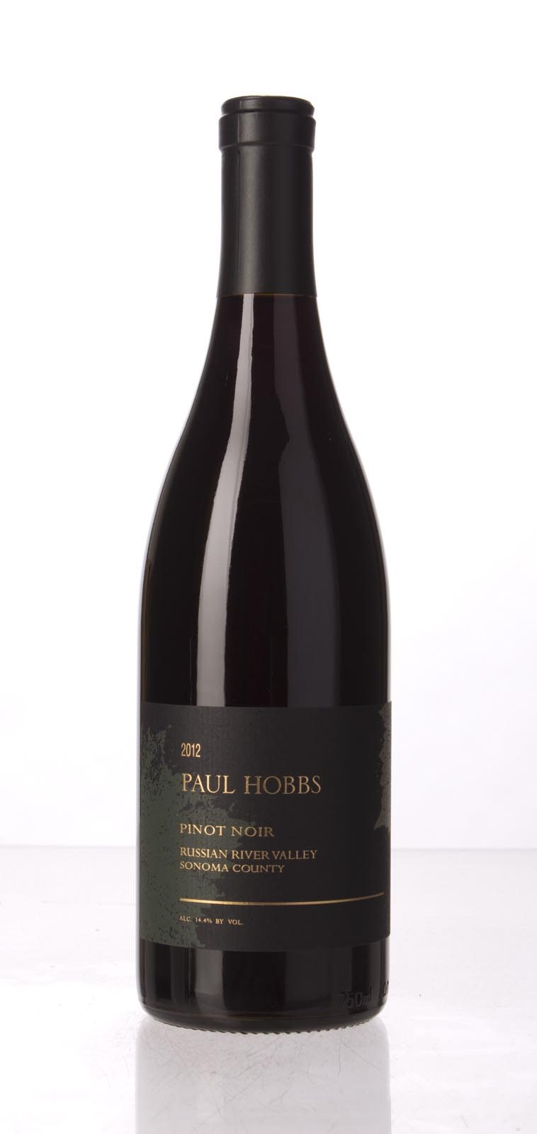 Paul Hobbs Pinot Noir Russian River Valley 2012,  (WA91, AG91) from The BPW - Merchants of rare and fine wines.