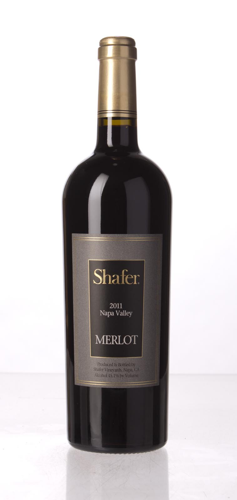 Shafer Merlot Napa Valley 2011,  (AG90) from The BPW - Merchants of rare and fine wines.