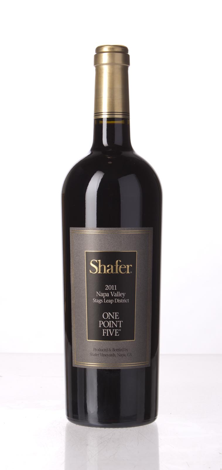 Shafer Cabernet Sauvignon One Point Five 2011,  (AG93) from The BPW - Merchants of rare and fine wines.